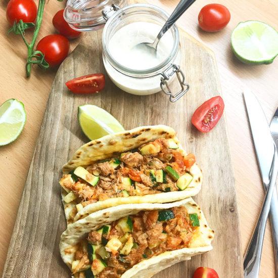 Vegetarijanski tacos