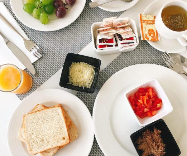 Doručak u hotelu