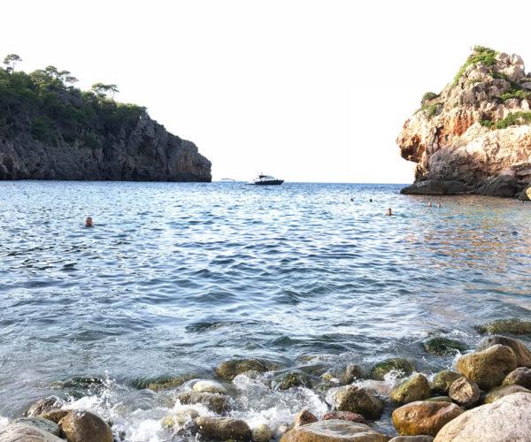 Plaža Cala de Deia, Mallorca
