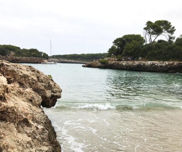 Plaža Cala sa Nau, Mallorca