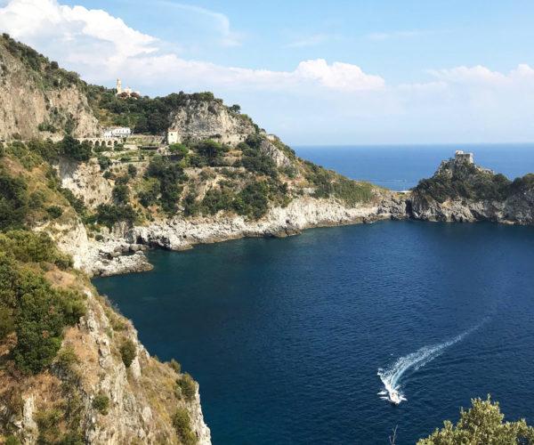 Amalfi obala, Italija