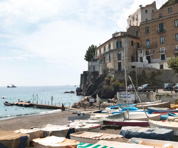 Minori, Amalfi obala, Italija