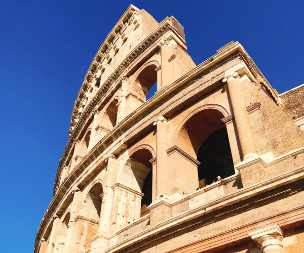 Kolosej, Rim, Italija