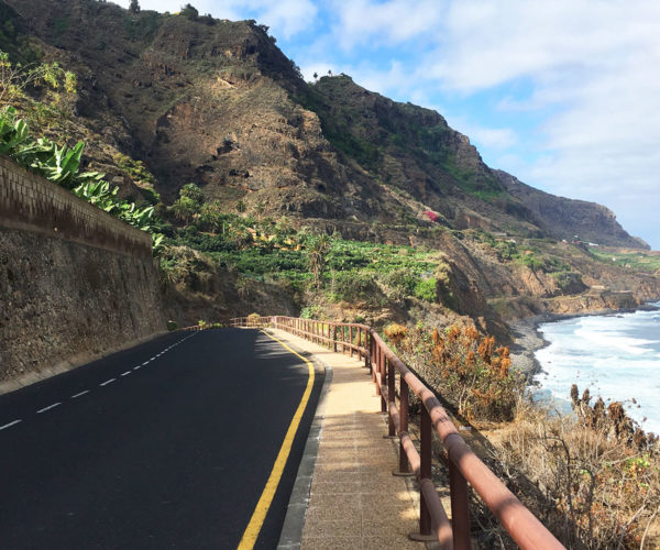Zapadna obala Tenerife