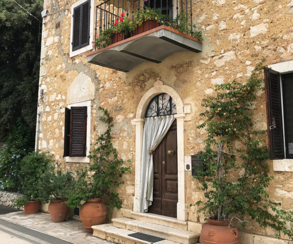 Arhitektura, Italija