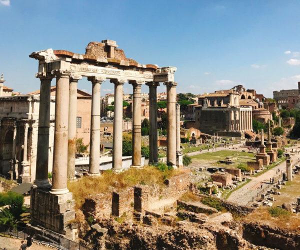 Rimski forum, Rim, Italija